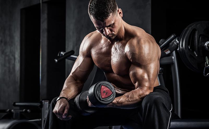 napumpovanie svalov