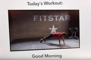20 minútové cvičenie na ráno, ktoré vás naštartuje do úspešného dňa