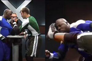 X-Arm armwrestling MMA