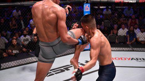 Aalon Cruz UFC