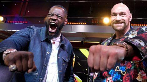 Deontay Wilder vs Tyson Fury 2